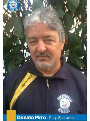 Donato  Pirro - Resp. sportweaver