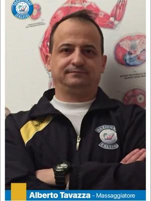 Alberto  Tavazza - Massaggiatore